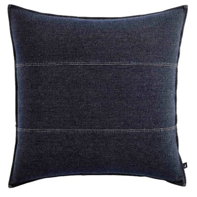 Seaward Denim European Sham