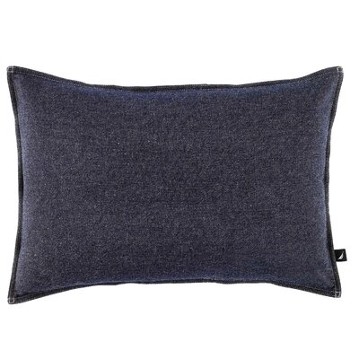Seaward Cotton Denim Breakfast Pillow