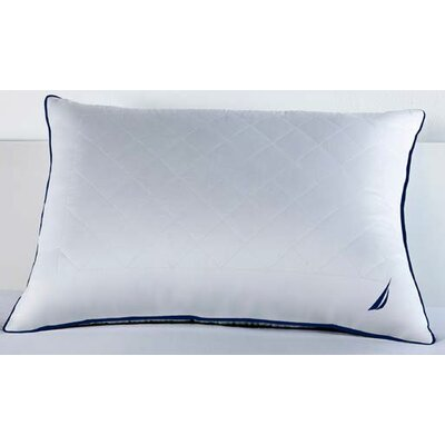Quilted Down AlternativePillow Size: Standard/Queen