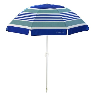7 Nautica Beach Umbrella