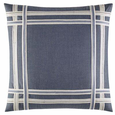 Fairwater Applique 100% Cotton Throw Pillow