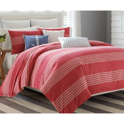 Trawler Reversible Duvet Set Size: King