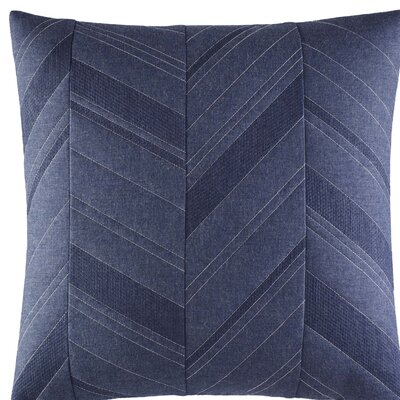 Cunningham Quilted 100% Cotton Throw Pillow