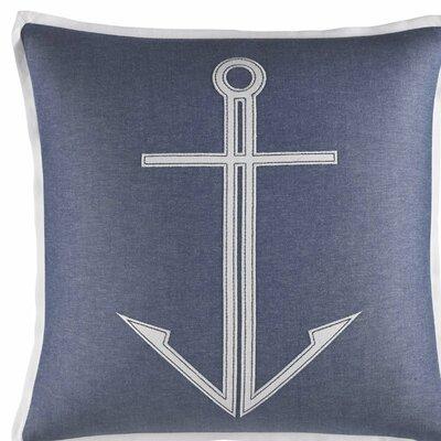 Trawler Anchor Throw Pillow