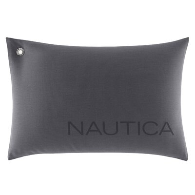 Seaward 100% Cotton Breakfast Lumbar Pillow