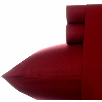 Soild Sheet Set Color: Biking Red