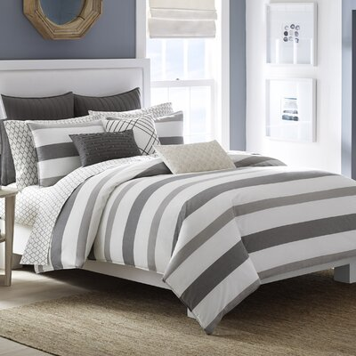 Chatfield Reversible Duvet Set Size: Twin