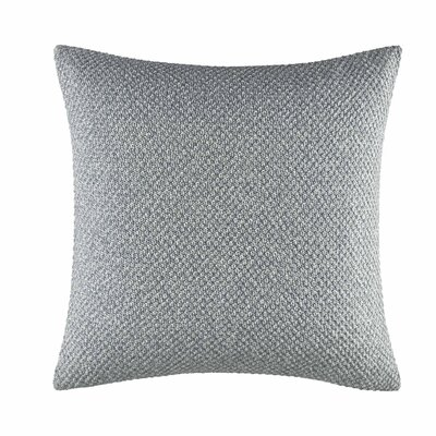 Cape Coral Mineral Knit Cotton Throw Pillow