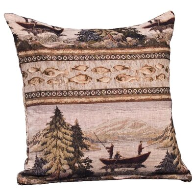 Agustina Throw Pillow (Set of 2) Size: 26 x 26