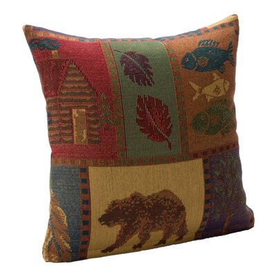 Aileen Throw Pillow (Set of 2) Size: 20 x 20