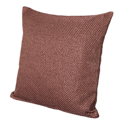 Applecrest Throw Pillow Size: 16, Color: Ginger