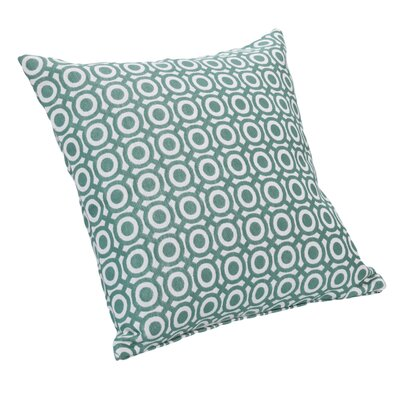 Rosalva Throw Pillow Size: 26 H x 26 W x 6 D