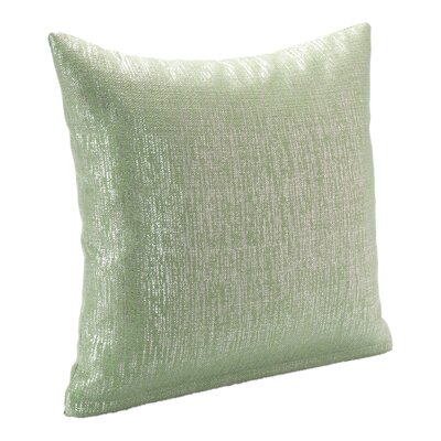 Sparkly Throw Pillow Size: 26, Color: Herb