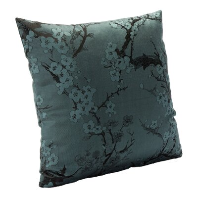 Bryant Throw Pillow Size: 26, Color: Azure
