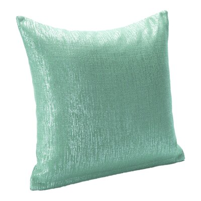 Sparkly Throw Pillow Size: 16, Color: Slate