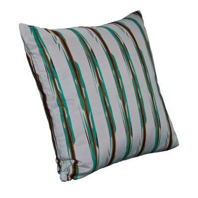 Theodore Throw Pillow Size: 26