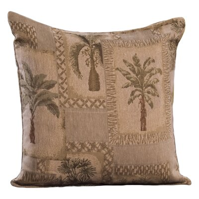 Harriett Throw Pillow (Set of 2) Size: 20 x 20