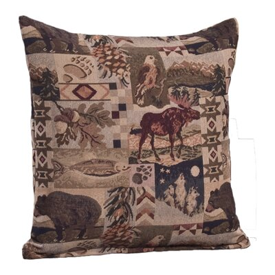 Alanson Throw Pillow (Set of 2) Size: 26 x 26