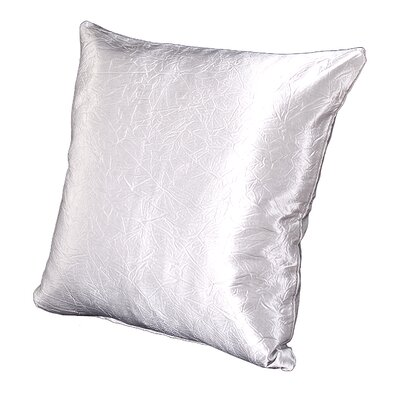 White Night Throw Pillow Size: 20