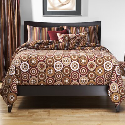 Rockin Around Duvet Cover Set Size: Full