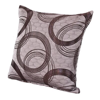 Armas Throw Pillow Size: 16