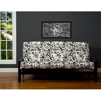 Armour Box Cushion Futon Slipcover