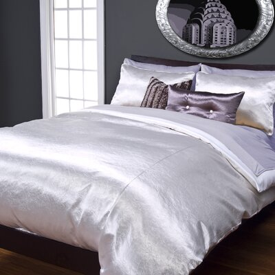 White Night Duvet Set Size: California King