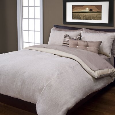 Tatum Pacific Duvet Cover Set Size: King