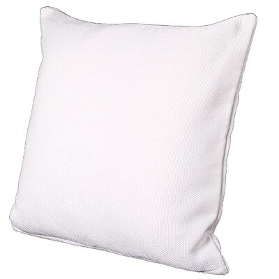 Harbour Throw Pillow Size: 16, Color: Shell