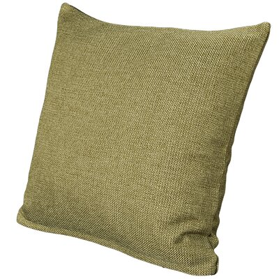 Abner Throw Pillow Size: 20, Color: Willow