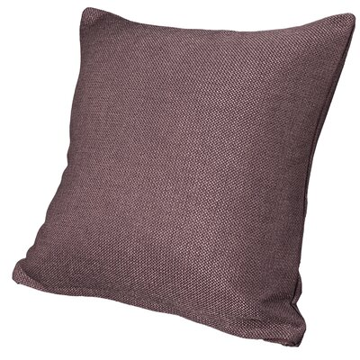 Harbour Throw Pillow Color: Driftwood, Size: 20