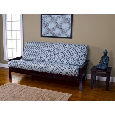 Araujo Zipper Box Cushion Futon Slipcover