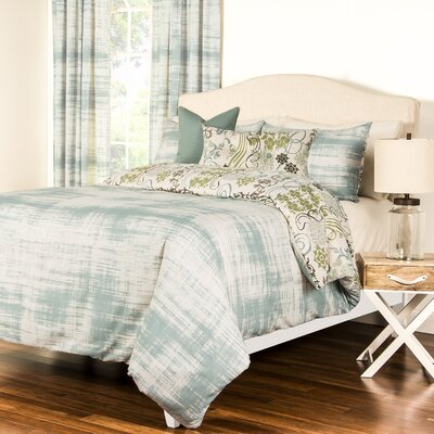 Deborah Duvet Cover Set Size: Queen