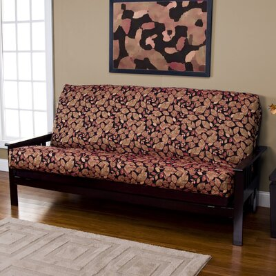 Diana Box Cushion Futon Slipcover Size: Queen