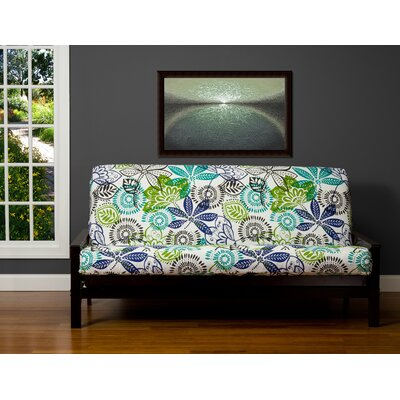 Arguello Box Cushion Futon Slipcover Size: Twin