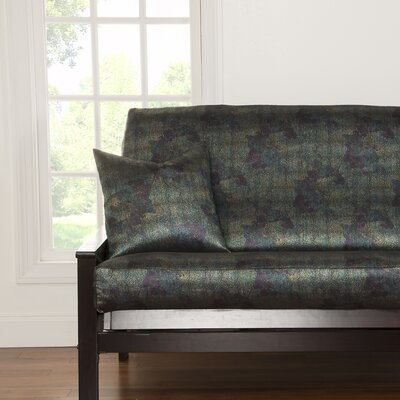 Rafael Full Box Cushion Futon Slipcover