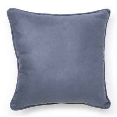 Premium Suede Arctic Square Pillow (Machine Washable) (Set of 2) Size: 16  x 16