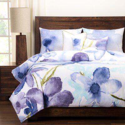 Arpin Duvet Cover Set Size: California King