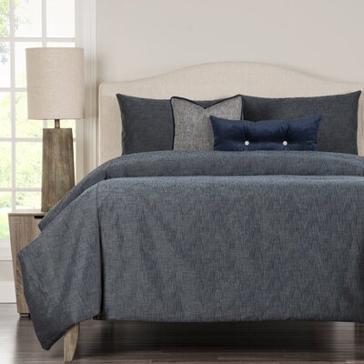 Rosevale Duvet Cover Set Size: Full