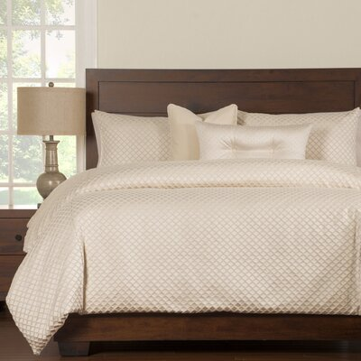 Ellerby Duvet Cover Set Size: King