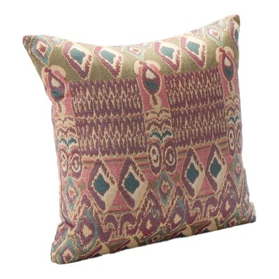 Burkett Pillow Size: 16, Color: Ocean Mist