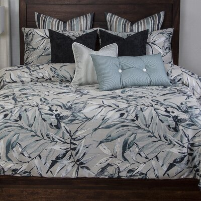 Polynesia Duvet Cover Set Size: California King