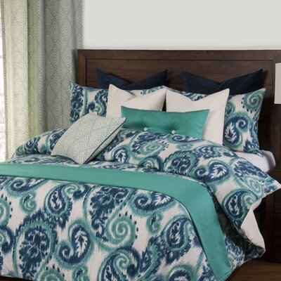 Addison Duvet Cover Set Size: Full