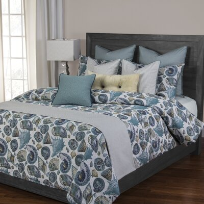 Sherman Duvet Cover Set Size: Queen