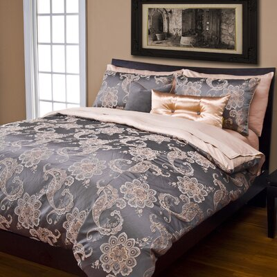 Aston Duvet Cover Set Size: Full