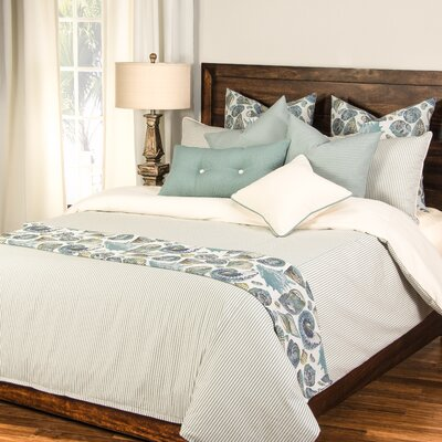 Barbary Duvet Cover Set Size: California King