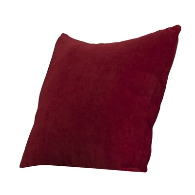 Applebaum Pillow Size: 16, Color: Chili Pepper