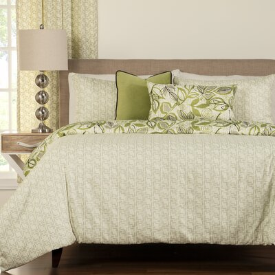Candace Duvet Cover Set Size: King