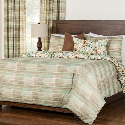 Orin Duvet Cover Set Size: King