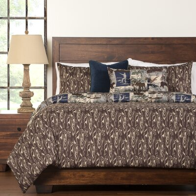 Alejandra Duvet Cover Set Size: California King